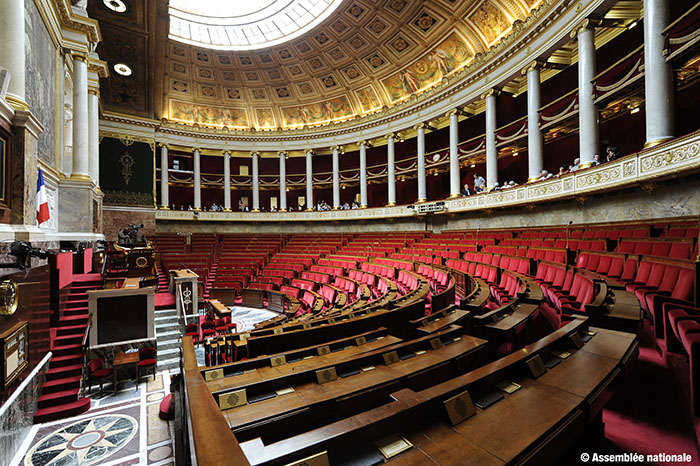 Assemblée Nationale - Redimensionnée