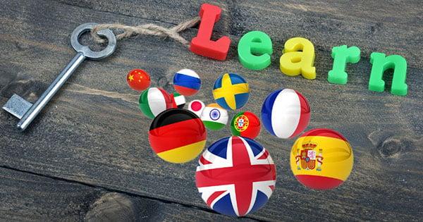 clés pour apprendre une langue
